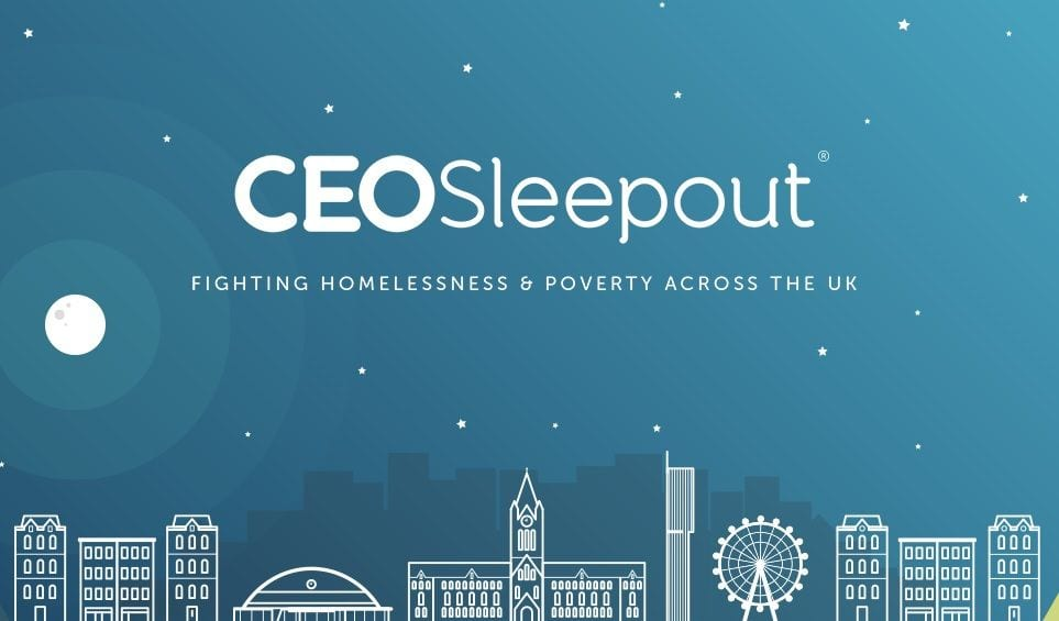 Brickendon CEO joins the CEO Sleepout to fight against homelessness and poverty